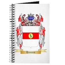 Hanson 3 Journal