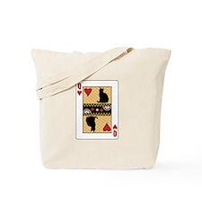 Queen Shorthair Tote Bag