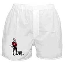 Lumberjack Boxer Shorts