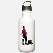 Lumberjack Water Bottle