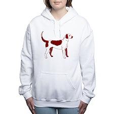 Harrier Women's Hooded Sweatshirt
