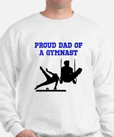 GYMNAST DAD Sweatshirt