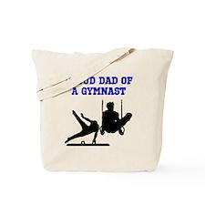 GYMNAST DAD Tote Bag