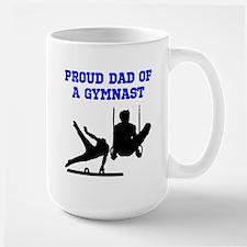 GYMNAST DAD Mug