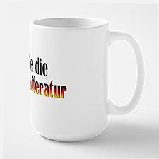 deutsche Literatur Mug