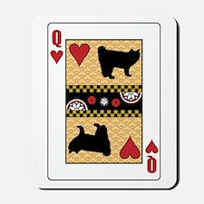 Queen Bobtail Mousepad