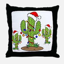 Funny Arizona Christmas  Throw Pillow