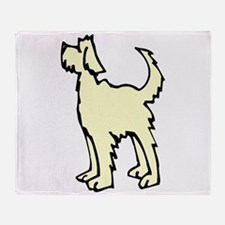 Lagotto Romagnolo Throw Blanket