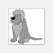 Polish Lowland Sheepdog Sticker