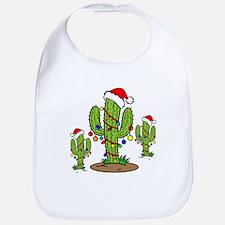 Funny Arizona Christmas Bib