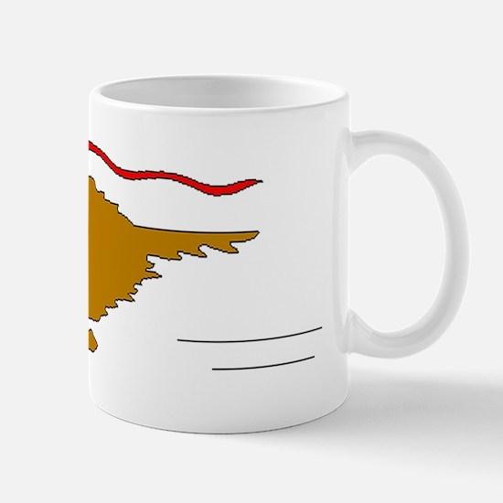 Dog Running Mugs