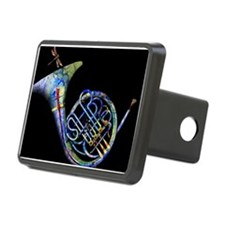 French Horn Hitch Cover