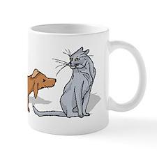 Dog And Cat Mugs