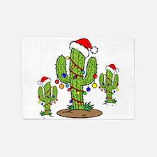 Funny Arizona Christmas 5'x7'Area Rug