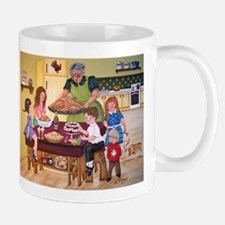 Grannys Holiday Kitchen Mugs