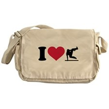 I love Parcouring Messenger Bag