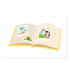 Scrapbook Postcards (Package of 8)