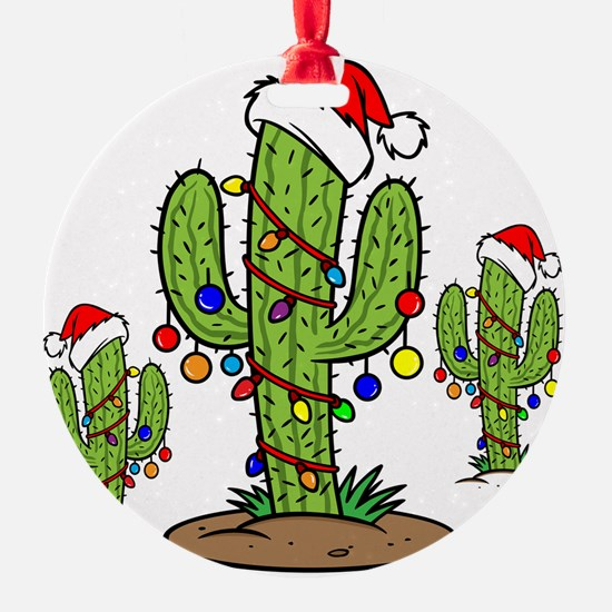 Funny Arizona Christmas Ornament