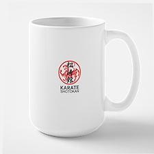 Shotokan Karate symbol and Kanji Mugs