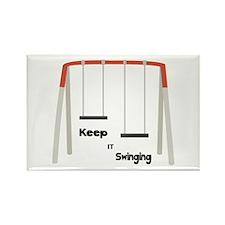 Keep It Swinging Magnets