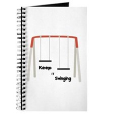 Keep It Swinging Journal