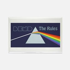 Bend The Rules Magnets