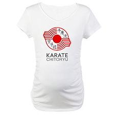 Chitoryu Karate Symbol and Kanji Shirt