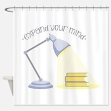 Expand Your Mind Shower Curtain
