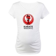 Wadoryu Karate Symbol and Kanji Shirt