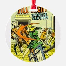 Jill Trent: Science Sleuth Ornament