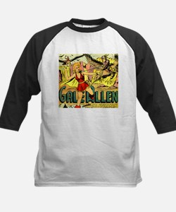 Gale Allen and the Girl Squadron Baseball Jersey