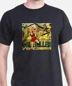 Gale Allen and the Girl Squadron T-Shirt