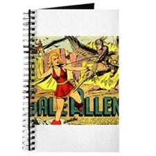 Gale Allen and the Girl Squadron Journal
