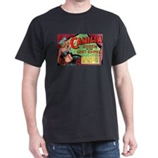 Camilla: Queen of the Lost Empire T-Shirt