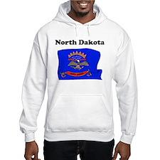 North Dakota State Flag Hoodie