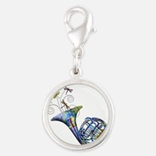 French Horn Charms
