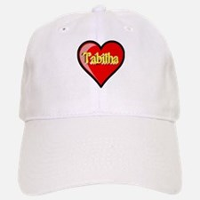Tabitha Heart Baseball Baseball Baseball Cap