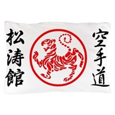 Shotokan Karate Symbol Pillow Case