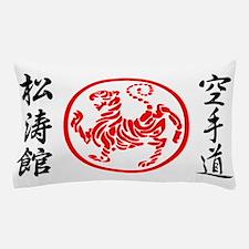 Shotokan Karate Symbol Pillow Case