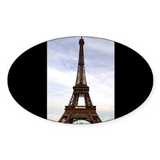 The Beauty of France-Eiffel Decal