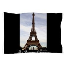 The Beauty of France-Eiffel Pillow Case