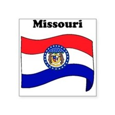 Missouri State Flag Sticker