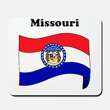 Missouri State Flag Mousepad