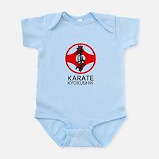 Kyokushin Karate Symbol and Kanji Body Suit