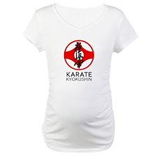 Kyokushin Karate Symbol and Kanj Shirt
