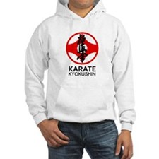 Kyokushin Karate Symbol and Kanj Jumper Hoody
