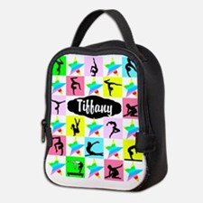 FIERCE GYMNAST Neoprene Lunch Bag