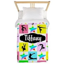 FIERCE GYMNAST Twin Duvet