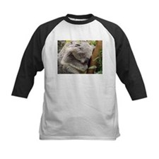 Sleeping Koala Bear Baseball Jersey