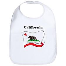 California State Flag Bib